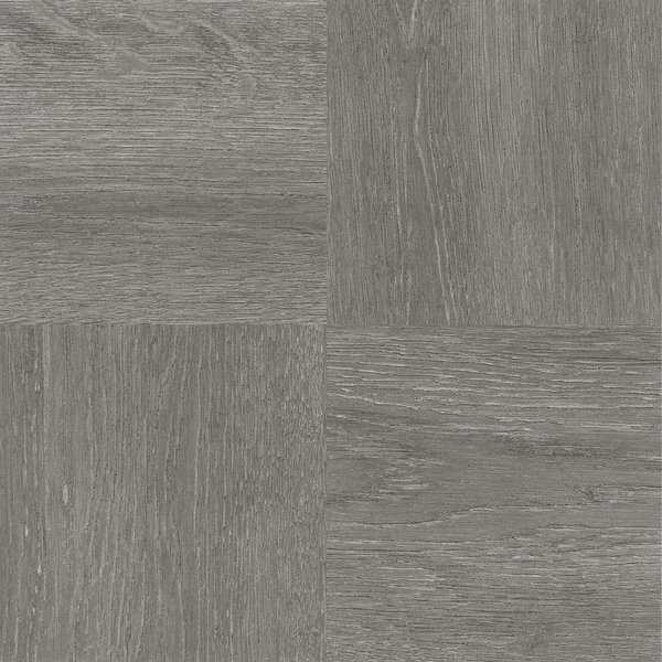 Achim Nexus Charcoal Grey Wood 12x12 Self Adhesive Vinyl Floor Tile - 20 Tiles/20 sq. ft.
