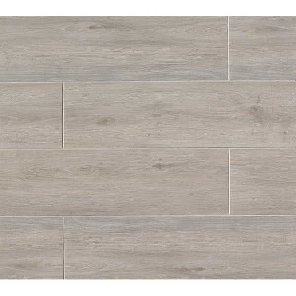 Titus Series Grey Porcelain 8 x 36 Wall Tiles (Case of 8)